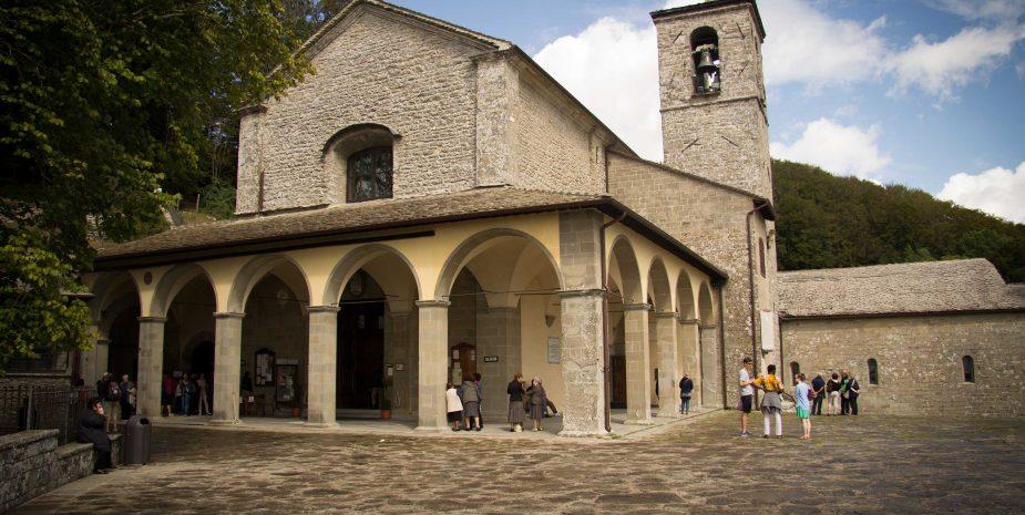 Santuario di La Verna